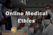 Online Medical Ethics