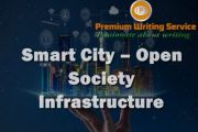 Smart City – Open Society Infrastructure