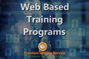 Web Based Training Programs