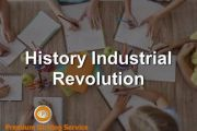 History Industrial Revolution