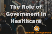 The Role of Government in Healthcare