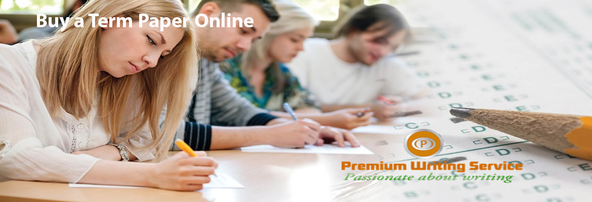 How to Buy a Term Paper Online