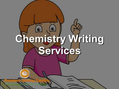 Chemistry Writing Services