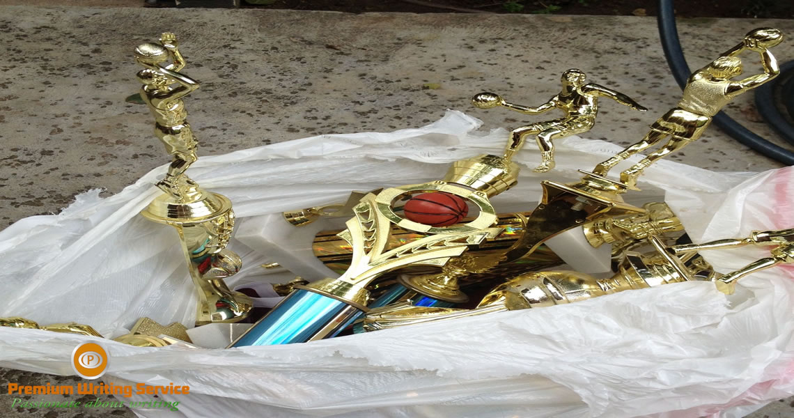 Are participation trophies in athletics a good idea?