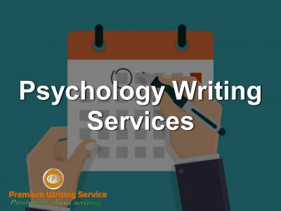 Psychology Writing Services