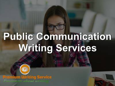 Public-Communication-Writing-Services