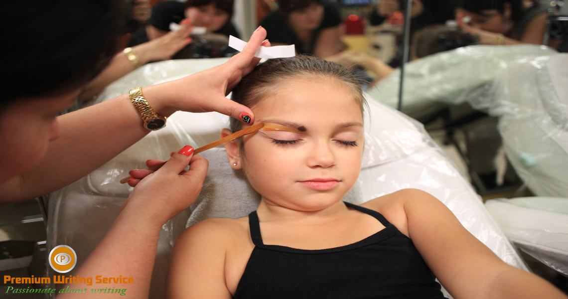 Are beauty contests a positive thing for young girls?