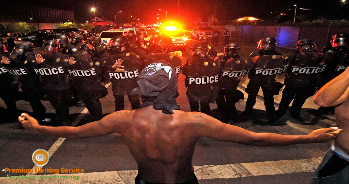 Does a police officers' racial background make a difference in how they do their job?