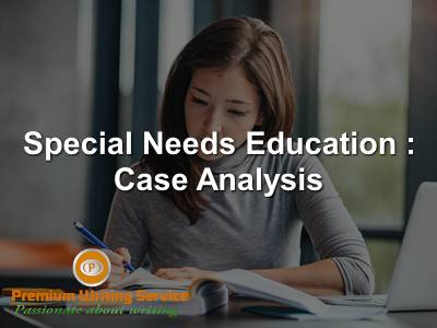 special-needs-education-case-nalysis